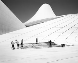 'Buildings come and go as if in a dream' … Zaha by Taiyo Onorato and Nico Krebs.