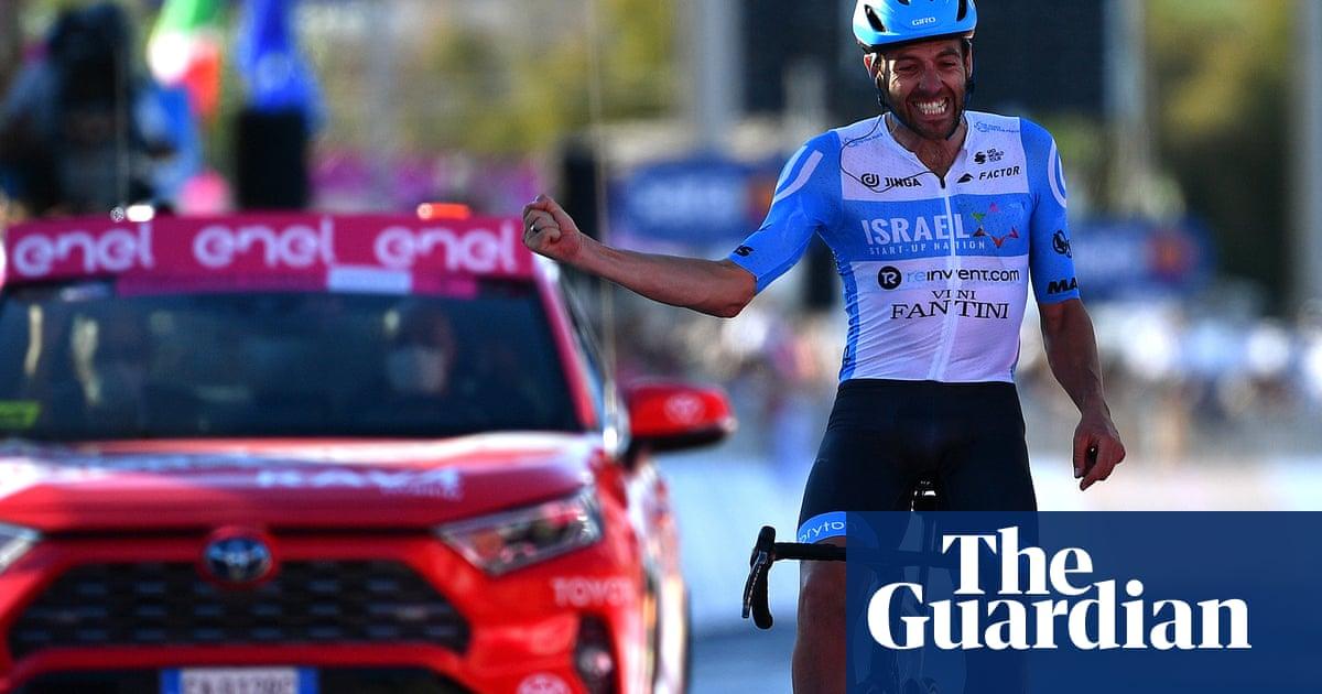 Alex Dowsett takes Giro dItalia stage eight after Simon Yates withdraws
