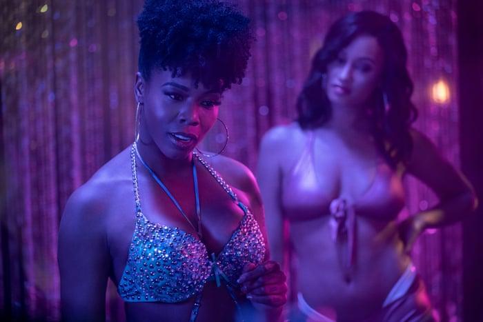 Australian stripper and sex therapist