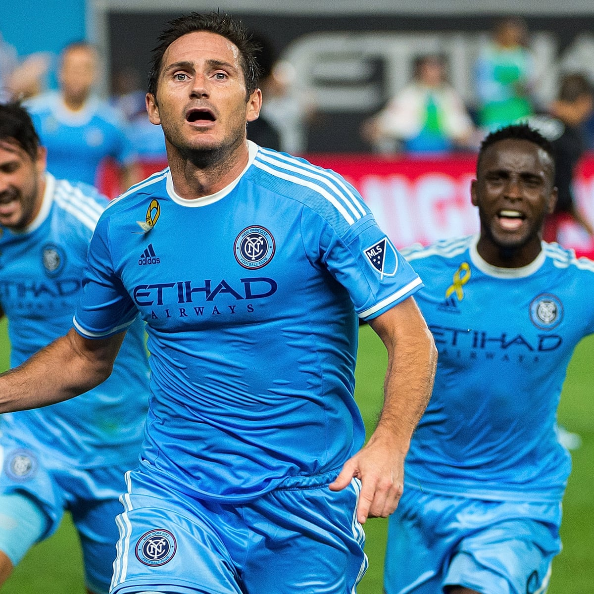 Are NYC FC and Manchester City more closely linked than we realise? | New  York City FC