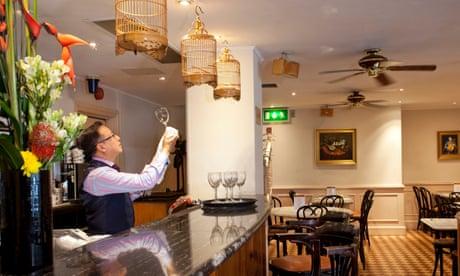 Bugis Street Brasserie, London