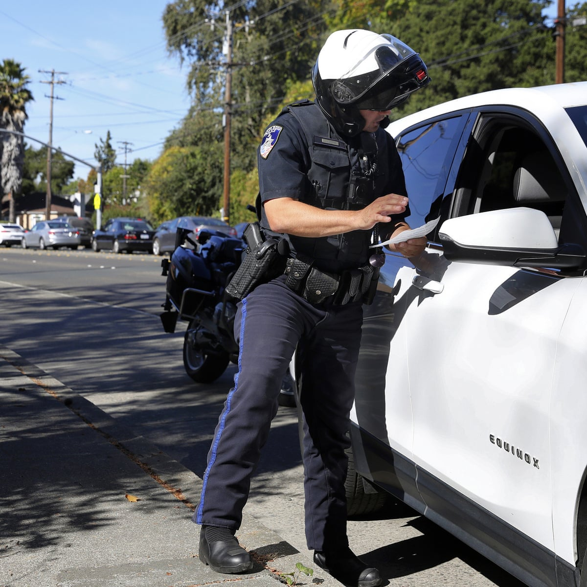 Black People In California Are Stopped Far More Often By Police