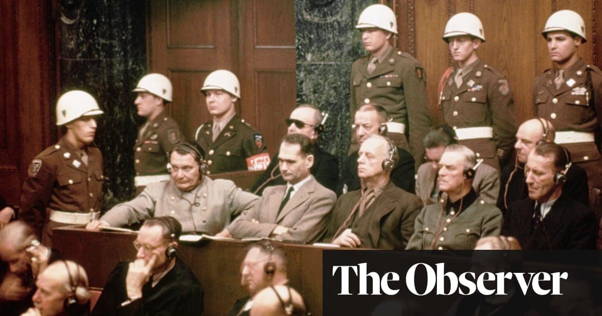 My grandmother's Nazi killer evaded justice. Modern war criminals must not