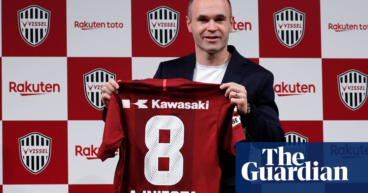 Vissel Kobe facing reality after failing to build in Barcelona's image