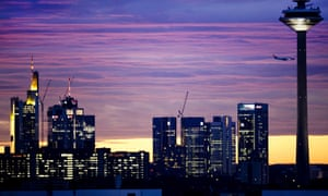 London to lose €800bn to Frankfurt as banks prepare for
