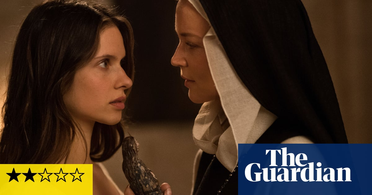 Benedetta review – Verhoeven's saucy nun romance goes out with a wimple