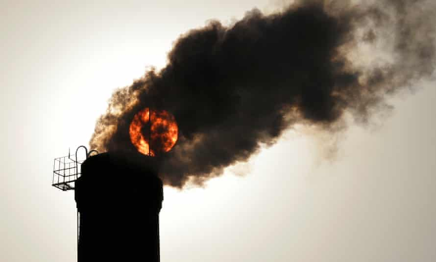 'Our world-leading carbon budgets have been given feet of clay.'