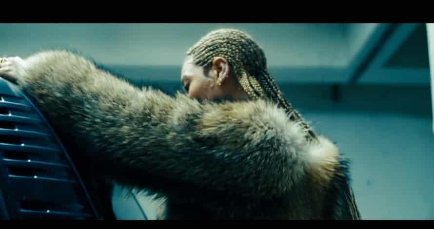 Lemonade: the goddess-like wrath of a black woman betrayed.
