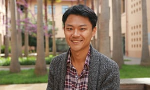 Yiming Ma, nominee for the Guardian/4th Estate BAME short story prize 2018