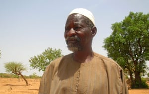 Yacouba Sawadogo, who since 1980 has created an almost 40-hectare forest on formerly barren and abandoned land in Niger.