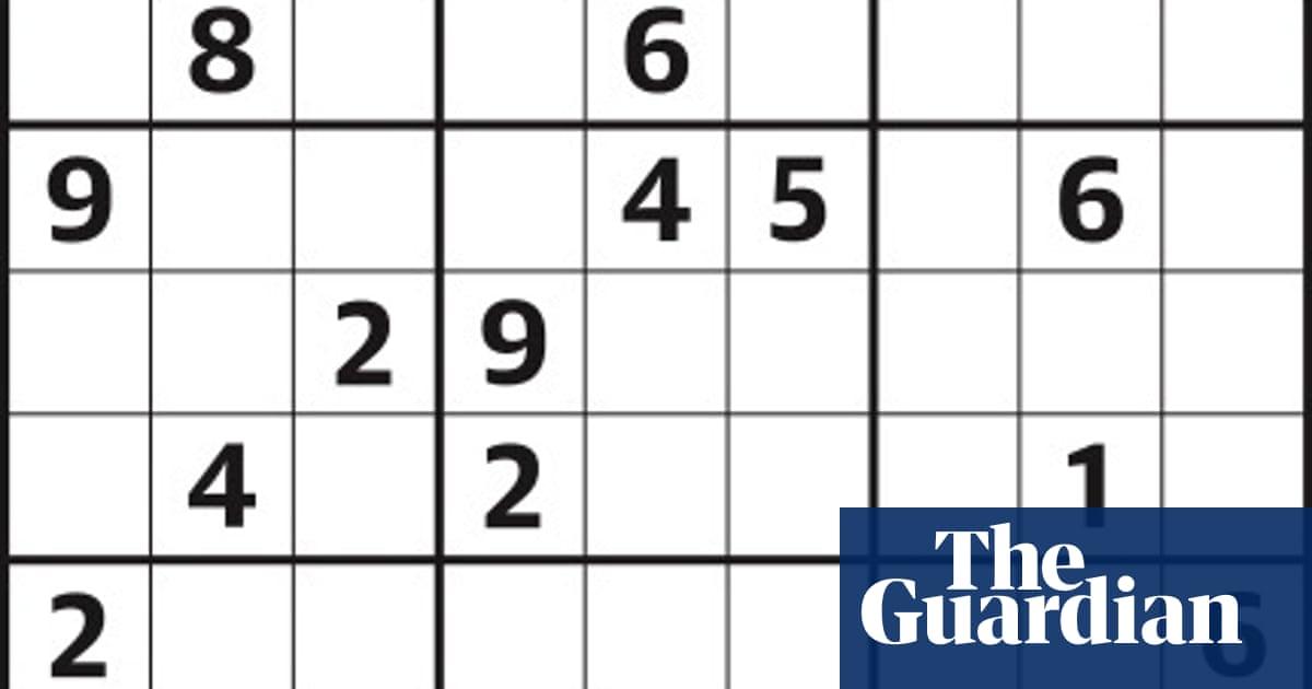 Sudoku 4,842 expert