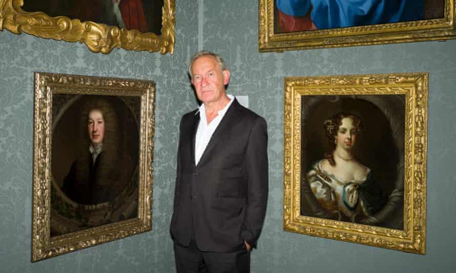 Simon Schama National Portrait Gallery