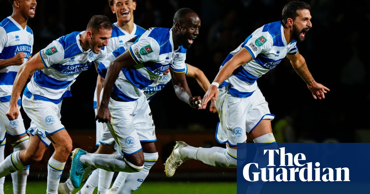 QPR's perfect penalties sink Everton and leave Benítez staring into space