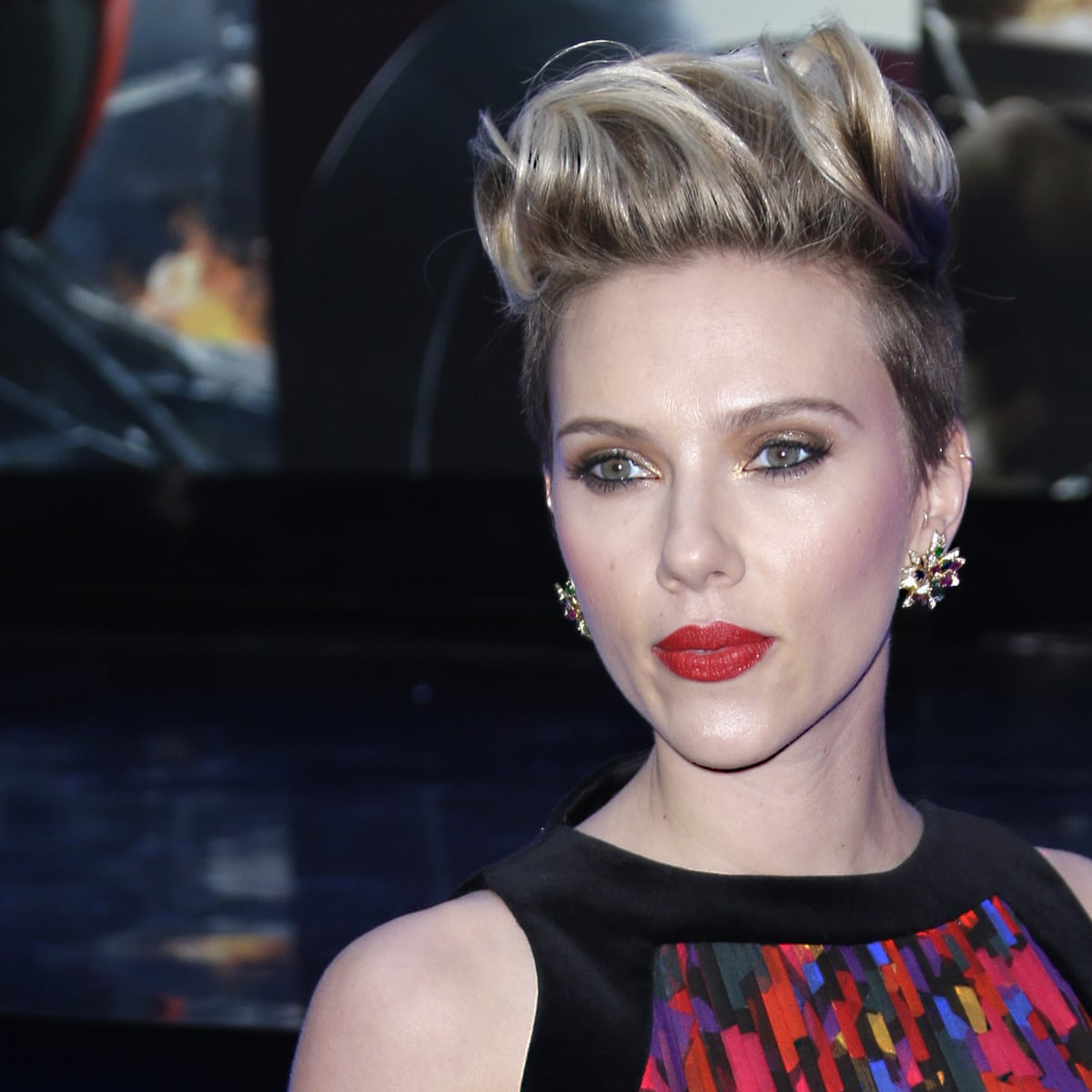 If I Looked Like Scarlett Johansson I D Probably Understand Her View On Monogamy Life And Style The Guardian