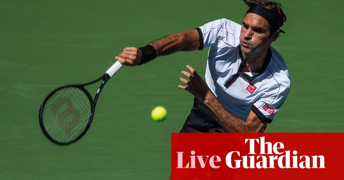 US Open 2019: Federer, Konta, Barty, Serena Williams and more –live!