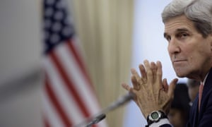US secretary of state, John Kerry, has said that any climate deal in Paris is 'definitively not going to be a treaty'.