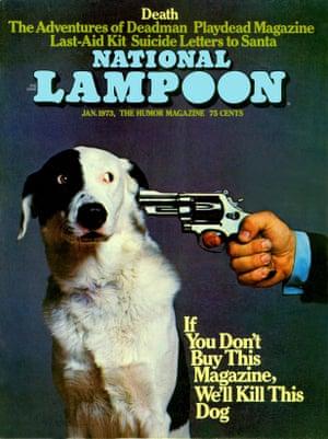 National Lampoon Jan. 1973