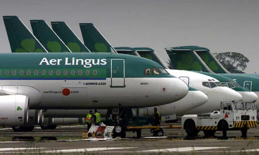 Aer Lingus Airbus A320s