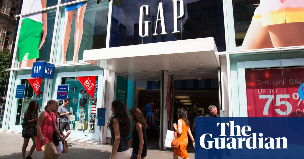From classic to disposable: Gap UK closures reveal muddied identity