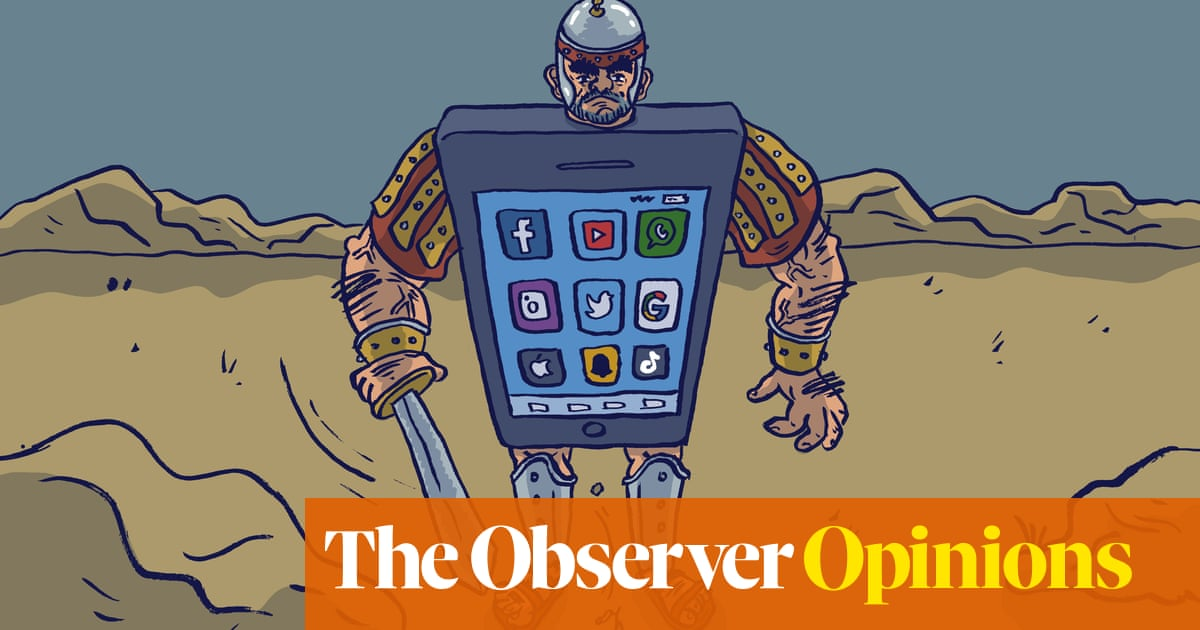 Europe and America are taking on the tech giants. Britain needs to join the fight | Will Hutton