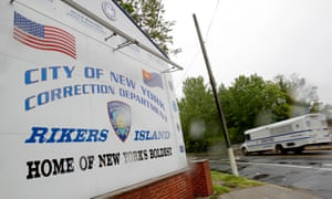 The report quoted women who visited Rikers Island and other city jails.