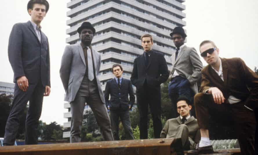 The Specials pictured in 1981.
