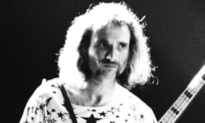 Holger Czukay started out as Can's bass player. 'The bass player's like a king in chess,' he reflected later. 'He doesn't move much, but when he does he changes everything.'