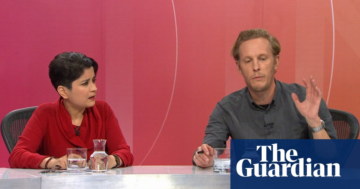 How Question Time became a festival of bile