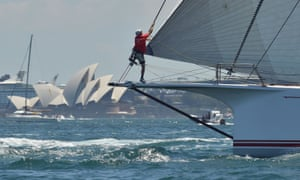 Wild Oats XI has big ambitions for this year's Sydney to Hobart race.