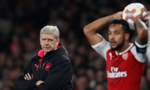 Theo Walcott sums up a recent history at Arsenal under Arsène Wenger which is strewn with abandoned promise.