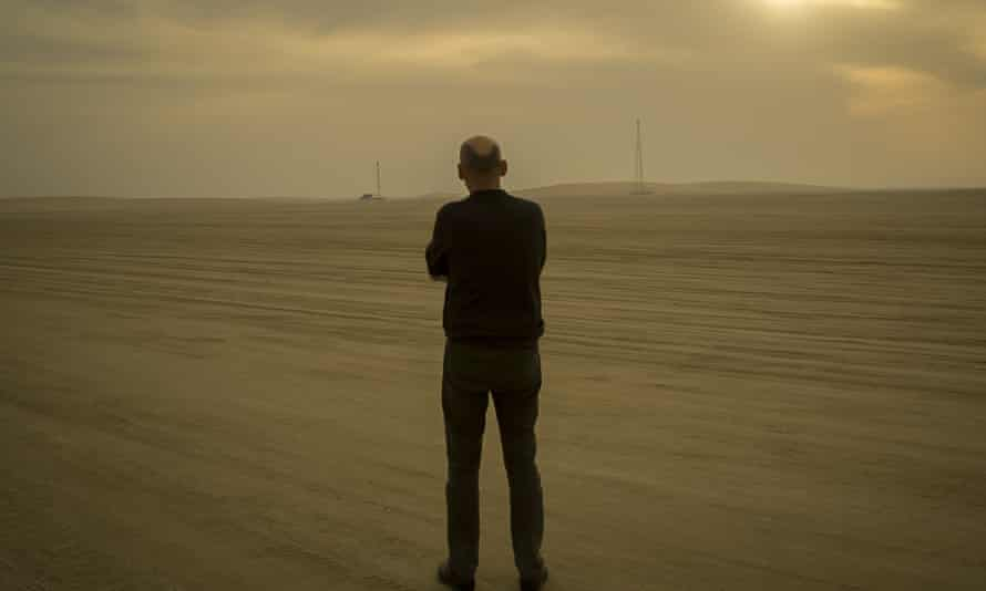 Film still: REM – A Tomas Koolhaas Film, documentary on the architect Rem Koolhaas
