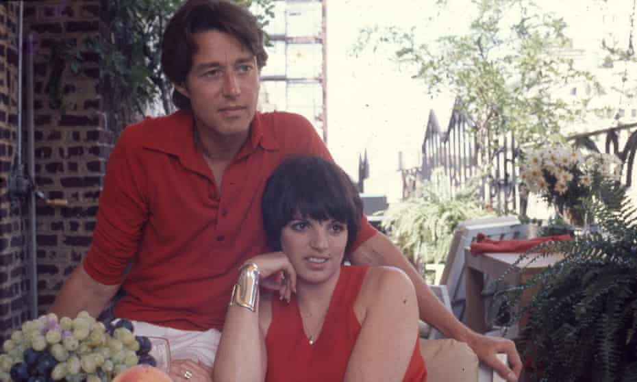 Halston with Liza Minnelli in the documentary Halston, directed by Frédéric Tcheng.