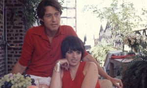Trendsetter … Halston with Liza Minnelli.