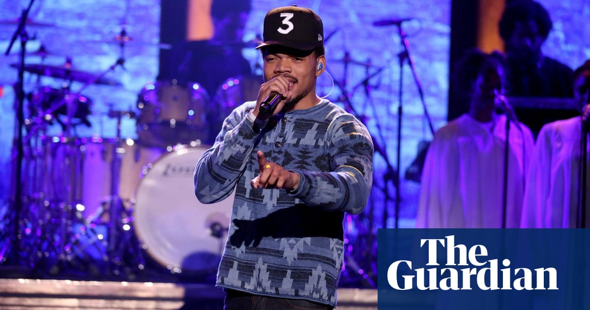 Chance The Rapper is the world s first truly independent artist ... 863a5c95561d