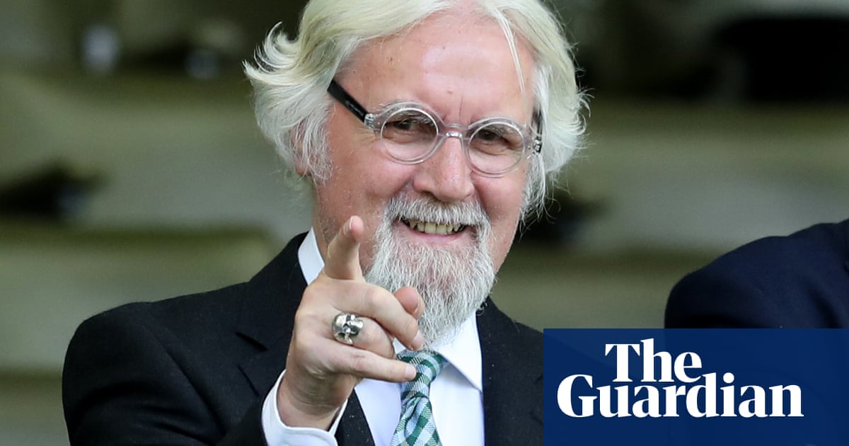Billy Connolly says challenges of Parkinson's are getting worse