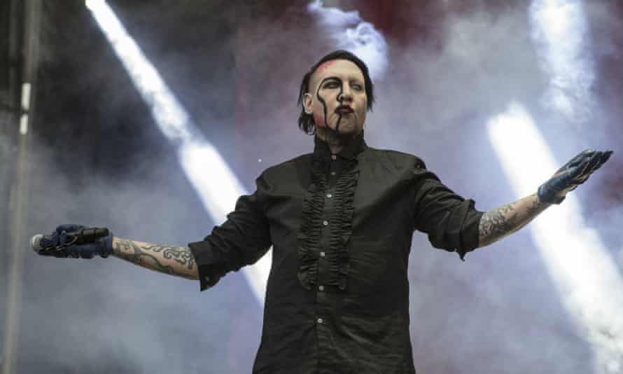 Forget guns, it's Marilyn Manson that's the problem.
