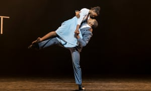 Cira Robinson and José Alves in Cathy Martson's The Suit.