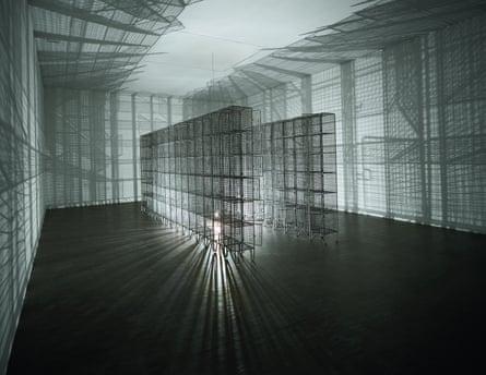 Mona Hatoum's Light Sentence 2 (1992)