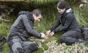 Courteney Cox apparently confessed 'her regrets' – presumably about plastic surgery – to Bear Grylls while appearing on his adventure TV show.