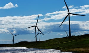 Whitelee, the UK's largest onshore windfarm