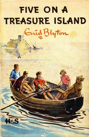 Enid Blyton original edition