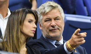 Alec Baldwin, shown with his wife, Hilaria Baldwin, is reported to be suing after buying a $190,000 painting that was not the original.