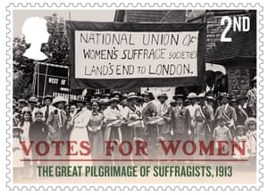 The great pilgrimage of suffragists, 1913