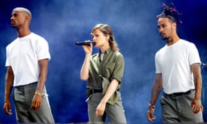 Christine and the Queens (AKA Héloïse Letissier)