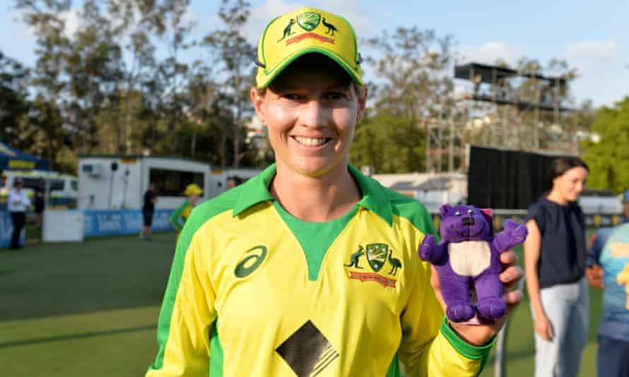 Australia's Meg Lanning has had a stellar decade, winning one Women's World Cup and four ICC Women's World T20 titles.
