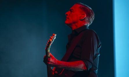 Bryan Adams performing in November 2019.
