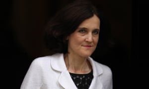Theresa Villiers, a former secretary of state for Northern Ireland.