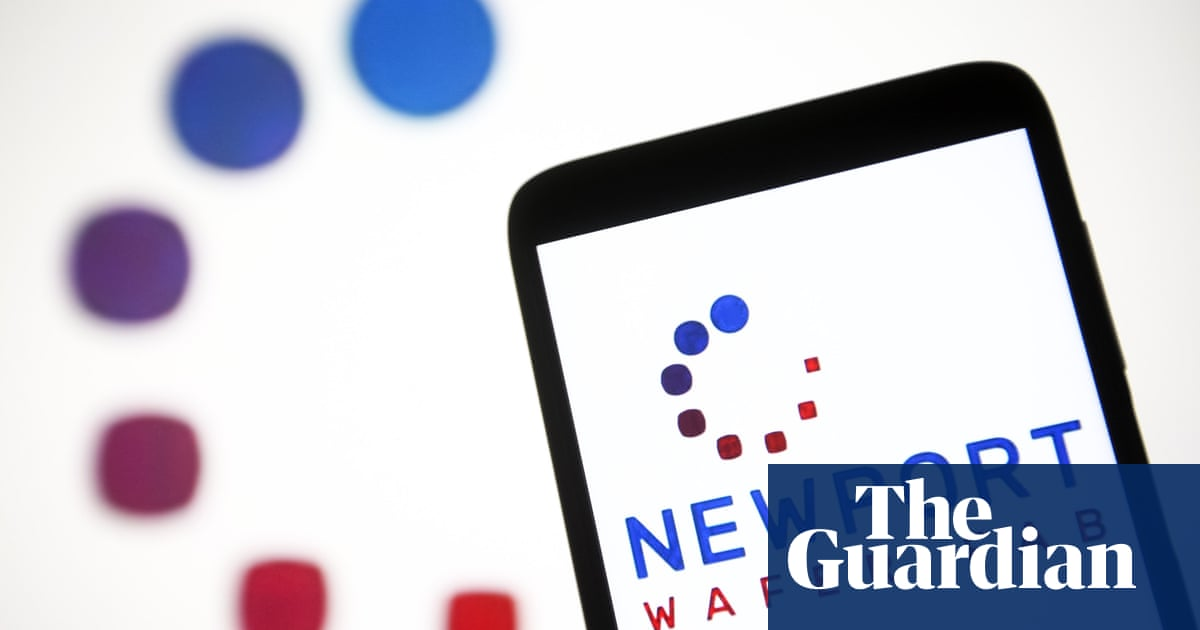 UK firms may buy Welsh computer chip maker if Chinese takeover fails