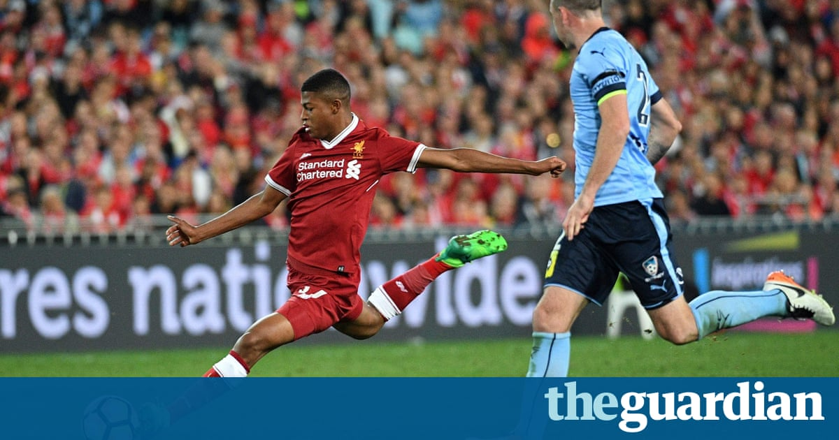 ABC defends Sydney FC v Liverpool coverage described by host as 'train wreck'