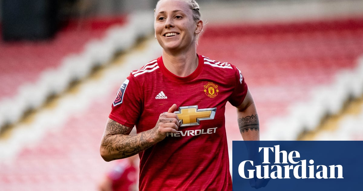 Manchester Uniteds Leah Galton: Press and Heath have changed our mindset